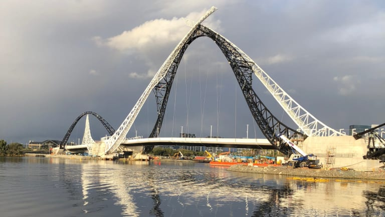 York Civil, the builder of the Matagarup bridge in Perth, has ceased operations.