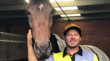Canberra trainer Todd Smart hopes High Street could become a Canberra Cup runner.
