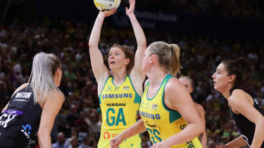 New Zealand still feel like they are chasing Australian for world netball supremacy.