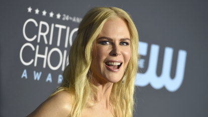 Nicole Kidman to star in Liane Moriarty's Nine Perfect Strangers