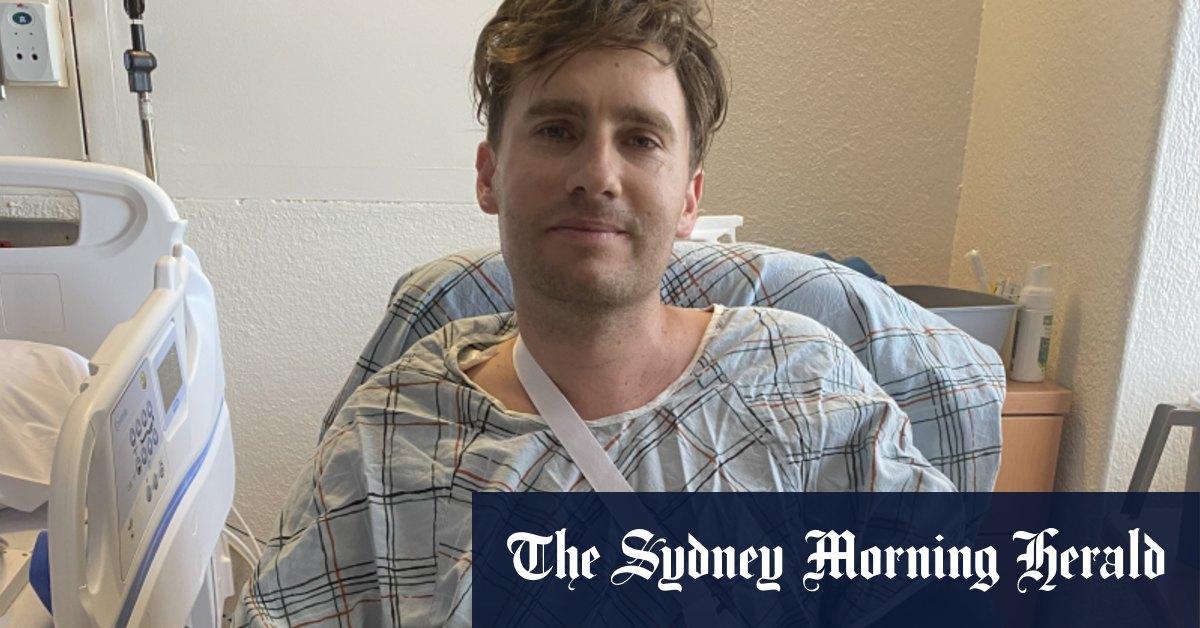 Journalist Matthew Knott: Falling five storeys from a New ...