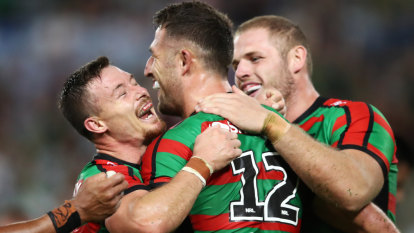 Rabbitohs bathing in the Bennett aura as they prepare for Cowboys