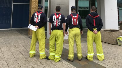 Firies' overtime 'increased dramatically' despite plan to reduce it