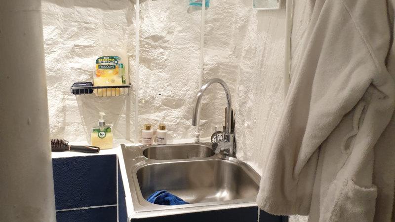 Jaden Hati built 'secret cave' in Pyrmont apartment block