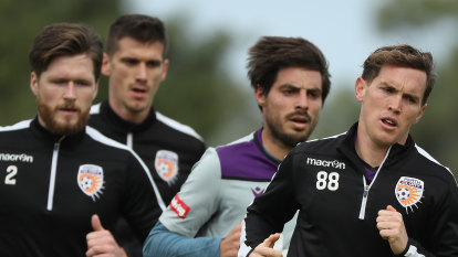 Perth Glory CEO hoses down financial fears after FFA pays advance