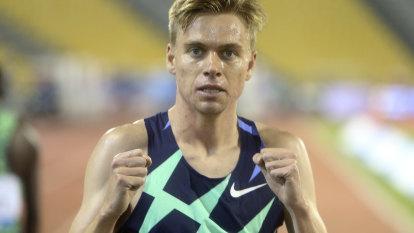 Don't let us jump the vaccine queue: Australian track stars
