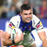 Knights flying towards finals as Bulldogs seal spoon