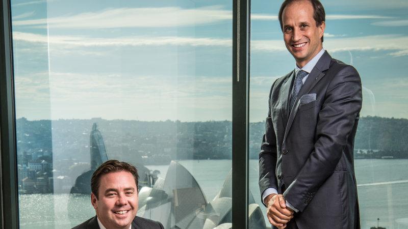 AMP's De Ferrari: hiring Alex Wade 'my responsibility' – The Australian Financial Review