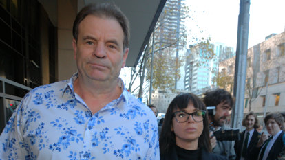 'Big deal': John Setka plays down his conviction for harassment