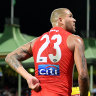 Franklin back as Swans look to kick on against depleted Pies