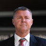 Jail for ex Qld union boss over corruption