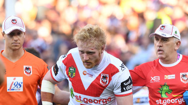 James Graham has been one of the faces of the concussion debate.