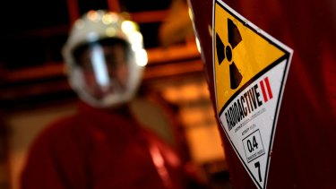 Australia's nuclear waste is now stored at more than 100 sites around the country.