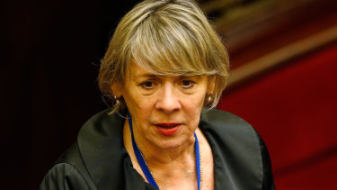 Inga Peulich in 2017.