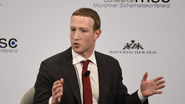 CEO Mark Zuckerberg has come under criticism for Facebook's handling of propaganda from China, Russia and Iran.