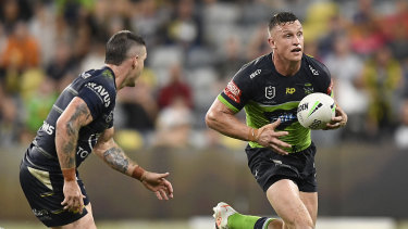 Jack Wighton needs to run the ball as the Raiders look to get out of their slump.