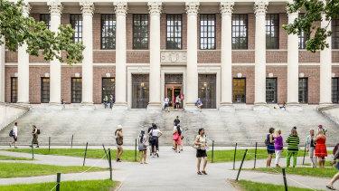 Harvard University has been accused of bias against Asian-American applicants.