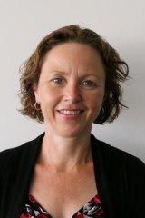 CSIRO comparative immunologist Michelle Baker.