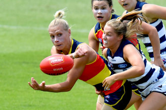 Erin Phillips is the competition's best player.