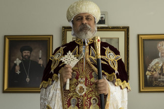 Bishop Daniel is now the subject of a police investigation.