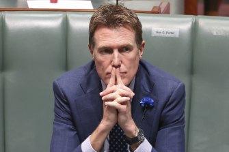Federal Liberal MP Christian Porter.