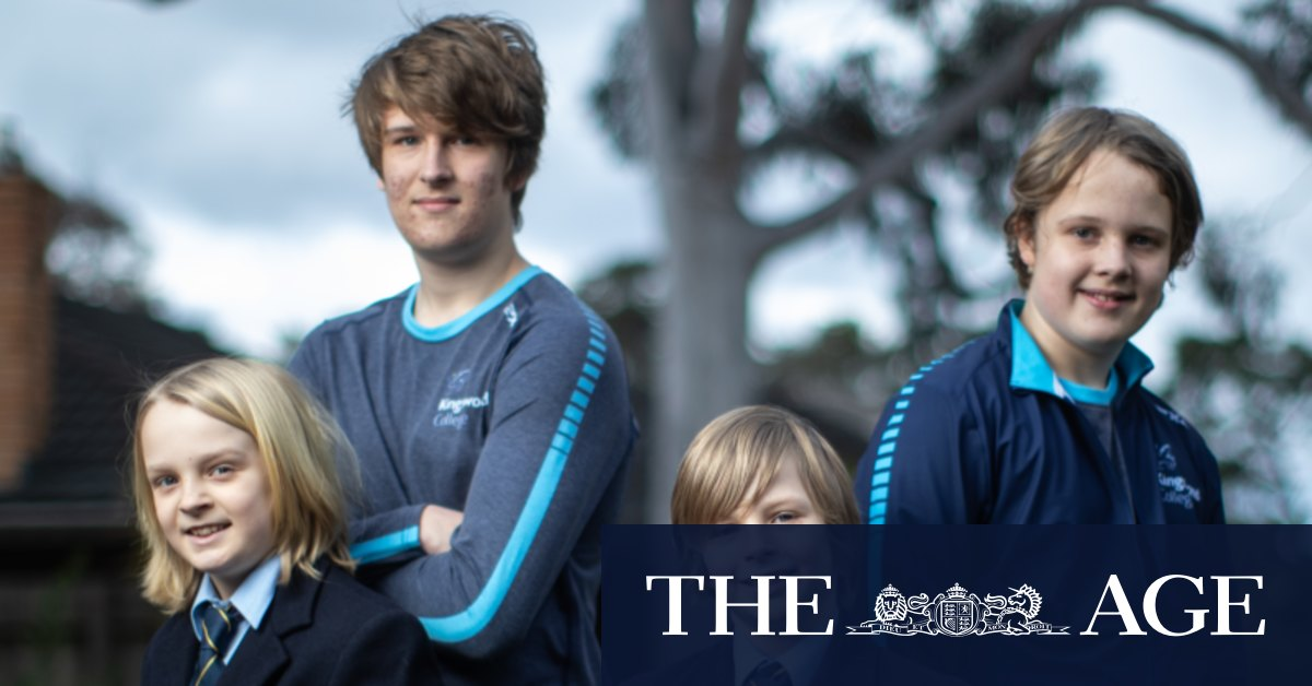 What the blazers? Box Hill college dumps old uniform for activewear – The Age