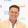 Karl Stefanovic is back, taking on radio duties at 2GB