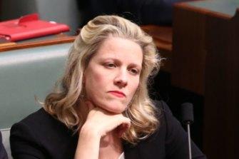 Labor's financial services spokeswoman Clare O'Neill.