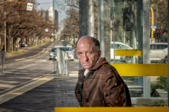 Alex Phillips has had to overcome many obstacles to secure a Disability Support Pension.