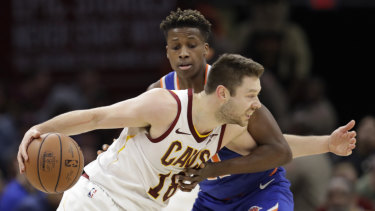 Delly and the Cavs can get ready for their holidays.