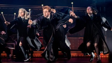 Harry Potter and the Cursed Child was largely snubbed at this year's Helpmann awards.