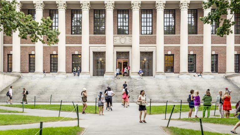 Harvard University has been accused of bias against Asian-American applicants.