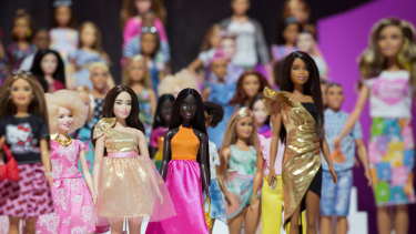 Barbie is receiving the Council of Fashion Designers of America Board of Directors' Tribute Award.