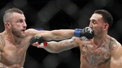 Volkanovski crowned Australia's newest UFC champion