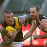 The battles that will be key when Richmond play Collingwood