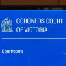 Coroner to examine death of man injured in crash with police car