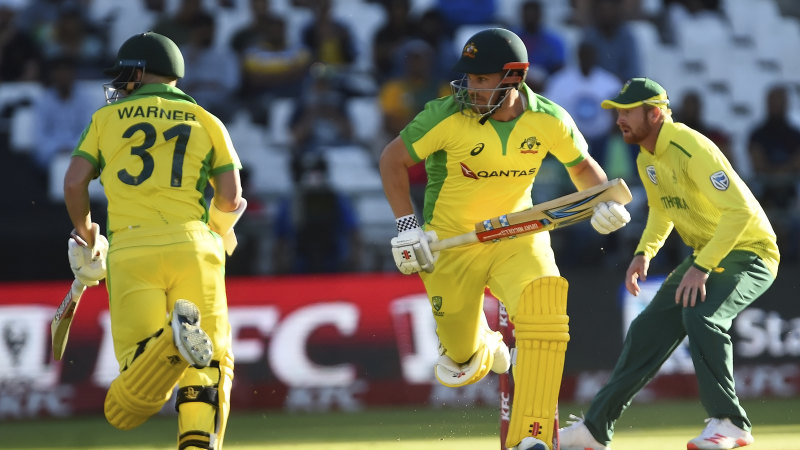 Finch willing to wait for crack at World Cup as compromise is key