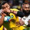 Gallant in defeat, Fiji come of age under Waratahs reject McKee