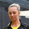 Ashleigh Gardner has suffered another concussion.