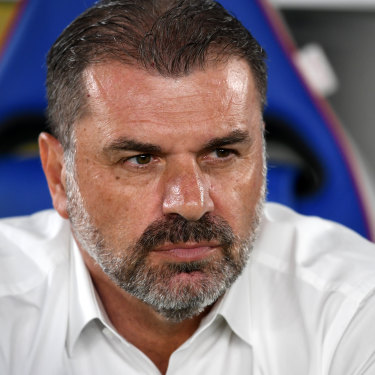Ange Postecoglou is one match away from becoming the first Australian coach to win a major trophy abroad.