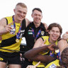 Tigers assistant McCrae to join Hawthorn