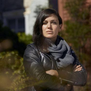"Kristina Castaneda: ""The last election got my ass involved."""
