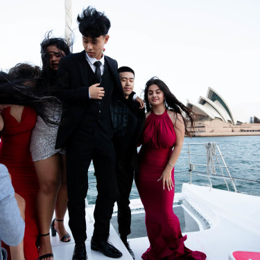 Blacktown Girls students organised their own events because they were annoyed with the restrictions that would apply at the official school formal. So many students did the same that the official sit-down dinner was cancelled.