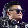 Tears, wigs and guitars: Alibaba chief Jack Ma's rock star farewell at 80,000 seat stadium
