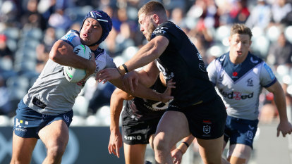 Bellamy reveals Papenhuyzen's tough mental battle, scolds Munster for new kick incident