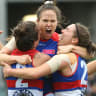 Kearney adds Dogs' best and fairest to stellar 2018 haul