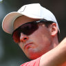After a week of politics, sport's trump card is a young golfer from Melbourne