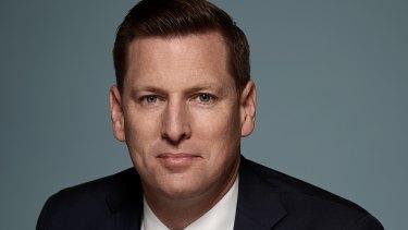 AMP Capital chief operating officer, Luke Briscoe