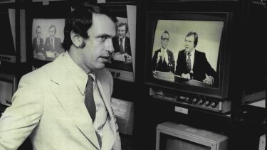 All that glitters is not gold ... Gerald Stone and the failed experiment of a joint Sydney/Melbourne newscast on Nine.