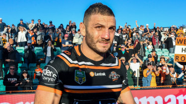 'Goodwill gesture': An undisclosed ambassador deal for Robbie Farah has landed the Tigers in hot water.
